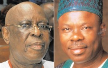 2019 Elections: Osoba, Amosun in fresh war