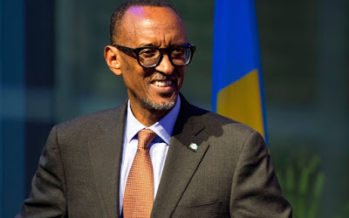 Rwanda's Kagame sweeps presidential polls to win third term