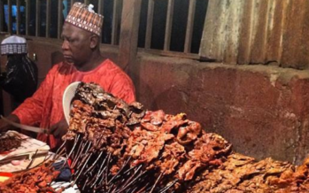 Nigerian suya seller arrested trying to slaughter 4-year-old girl for suya