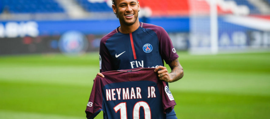 Neymar may make £357m move to Real Madrid