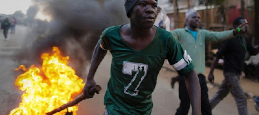 Two killed in riots after Kenya's opposition claims election was rigged