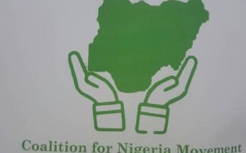 Obasanjo's Coalition for Nigeria Movement launch by Oyinlola