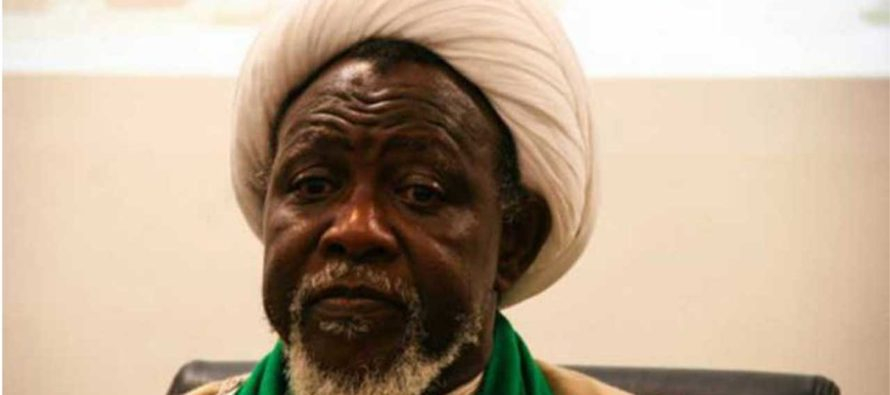 El-Zakzaky is alive and in stable condition – DSS