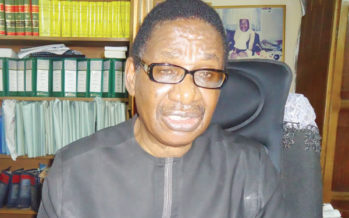 Prof Sagay: Obasanjo letter most inappropriate and most improper