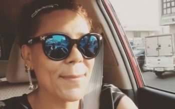Shan George 'shattered' as sister dies in car accident