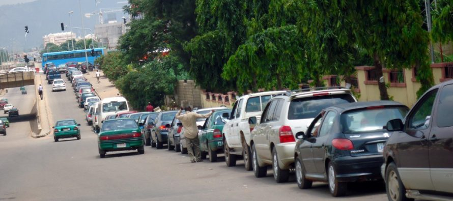 Fuel scarcity worsens in Maiduguri as gallon of petrol hits N2,500