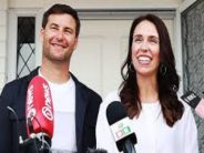 Pregnant New Zealand PM announces her delivery day