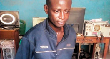 Man arrest for allege killing of father-in-law