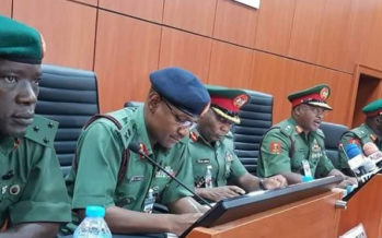 Army Launches 'Exercise Cat Race' To Curb Killings In Benue, Nationwide