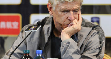 Wenger: English Players are masters of diving