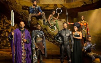 'Black Panther' Breaks Box Office Records with $218m