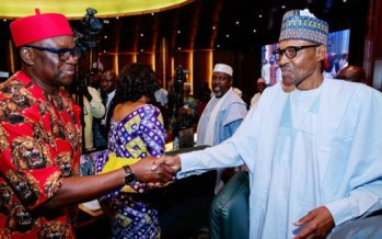 Fayose In The Villa: A Meeting Of 'Two Foes'