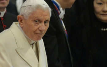 Pope Benedict XVI: I'm Increasingly Frail and Close To Death