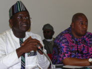 Gov Ortom Meets Idoma Stakeholders Over Security Challenges