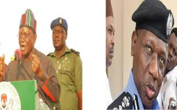 Ortom to IGP: Resign if you can't stop Benue Killings