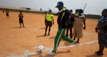 Oyo lawmaker backs 3SC Academy, offers scholarships to 20 pupils