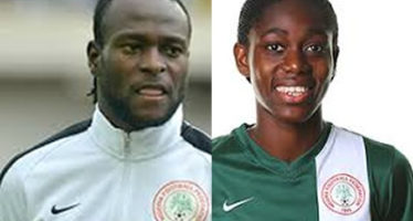 NFF Names Moses, Oshoala Best Players Of 2017