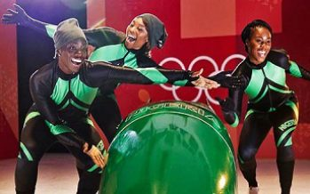 Winter Olympics: Nigerian Duo, Bow Out With Their Heads High