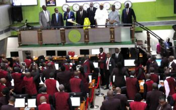 Nigerian Stock Market loses N370bn on Tuesday