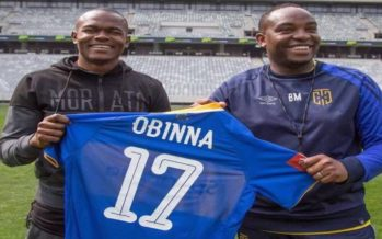 Why we parted ways with Nsofor – Cape Town City FC