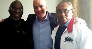 FIFA, CAF Presidents storm Lagos for AITEO/NFF Awards