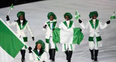Buhari sends his best wishes to Team Nigeria at PyeongChang Winter Olympics