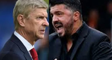 Europa: Arsenal To Trade Tackle With AC Milan In Last 16