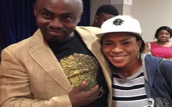 Fathia Balogun Reportedly Moved On From Husband