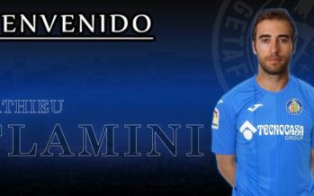 Flamini completes Getafe switch