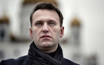 Russian opposition leader detained in Moscow