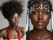 Lupita Nyong'o Features In Allure Magazine's March Issue