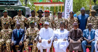Buhari, Our Service Chiefs And Their Abiding Loyalty