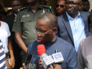 Okowa Reads Riot Act To Flood Committee