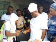 Victory Is Assured, Says Adeleke After Voting