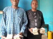 BREAKING: Police Nabbed Two Suspected Vote Buyers, Recovered N604k In Osun