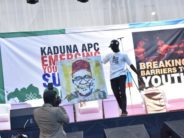 Artist Paints el-Rufai In Two Minutes, Sells It For N2m