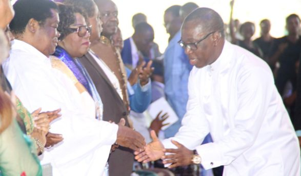 Gov Okowa Urges Religious Leaders To Lead Exemplary Lives