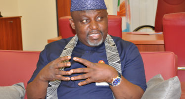 I Was Raised Hawking Before Becoming Governor – Okorocha