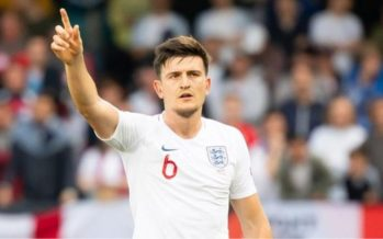 Man Utd Agree £80m Deal For Leicester's Harry Maguire