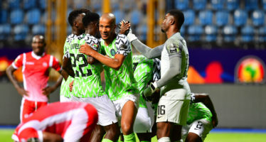 2021 AFCON: Rohr Invites Musa, Ekong, 22 Others for Leone Stars