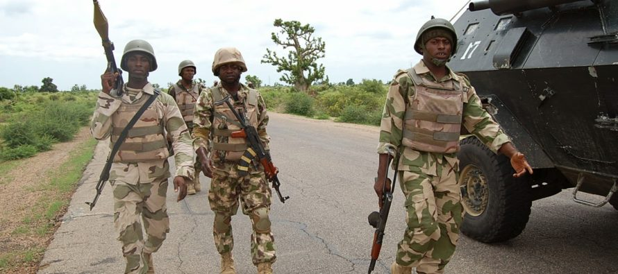 Image result for Army launches Exercise Cat Race 2 in Benue