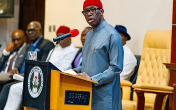 May Day: Okowa Salutes Workers, Pledges Improved Welfare