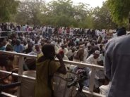 PHOTO: Sokoto Communities In Special Prayers Before S'Court Upheld Tambuwal's Victory