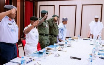 Calls For Sack Of Security Chiefs Diversionary —CSOs