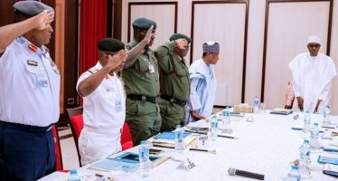 War Against Terrorism: CSOs Pass Vote Of Confidence On Service Chiefs
