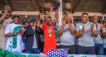 Oyo Unity Cup Ends In Grand Style As Ogbomosho Team Emerges Winner