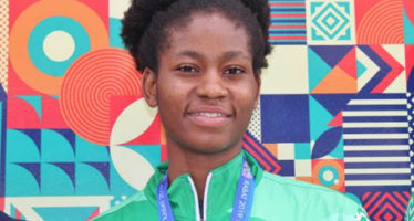 Minister Congratulates Nigeria's first female to Qualify for Taekwondo After 16 Years