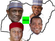 Governors Who Run States From Abuja