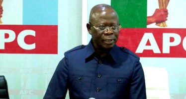 Bayelsa: Outrage In APC Over Oshiomhole's Counter Affidavit Against Lokpobiri Supreme Court Review Application