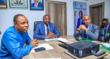 Youth Ministry Meets With BPE On Sports Infrastructure Rehabilitation